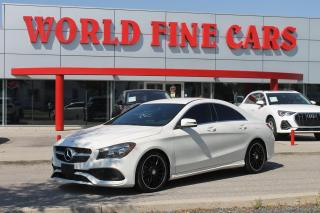 Used 2017 Mercedes-Benz CLA-Class 250 | Low Mileage! | 4matic AWD for sale in Etobicoke, ON