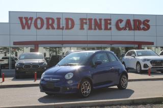 Used 2012 Fiat 500 Sport | Ontario Local! for sale in Etobicoke, ON