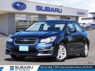Used 2016 Subaru Impreza 2.0i Touring Package for sale in Sudbury, ON