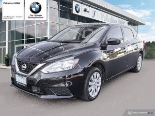 Used 2018 Nissan Sentra SV - $52 WEEKLY OAC  w/ $0 DOWN for sale in Sudbury, ON