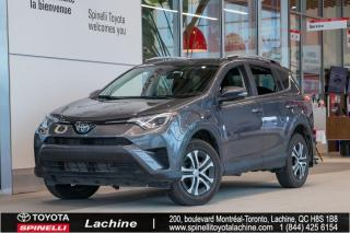 Used 2017 Toyota RAV4 LE FWD BAS MILEAGE!! for sale in Lachine, QC