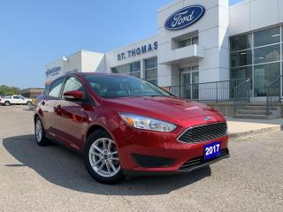 Used 2017 Ford Focus SE SE SE for sale in St Thomas, ON
