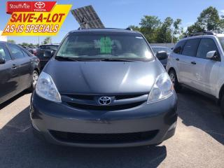 Used 2010 Toyota Sienna CE 7 Passenger AS-IS for sale in Stouffville, ON