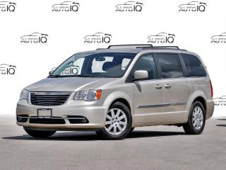 Used 2013 Chrysler Town & Country Touring town and country rear DVD for sale in Hamilton, ON