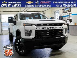 New 2020 Chevrolet Silverado 2500 HD Custom for sale in Kindersley, SK
