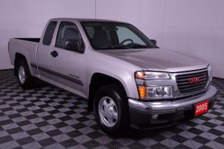 Used 2005 GMC Canyon SLE for sale in Huntsville, ON