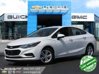 Used 2016 Chevrolet Cruze LT Auto ONE OWNER! | HEATED SEATS! for sale in Burlington, ON