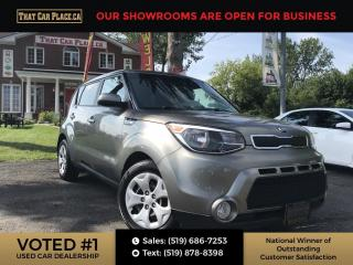Used 2015 Kia Soul LX for sale in London, ON