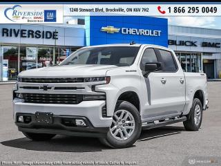 New 2020 Chevrolet Silverado 1500 RST for sale in Brockville, ON