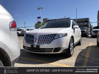 Used 2010 Lincoln MKT 4DR WGN AWD **New Arrival** for sale in Winnipeg, MB