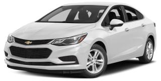 New 2017 Chevrolet Cruze LT AUTO for sale in Listowel, ON