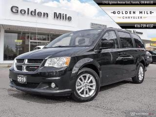Used 2019 Dodge Grand Caravan CVP/SXT SXT Premium Plus Clean Carfax, Navi, Uconnnect for sale in North York, ON