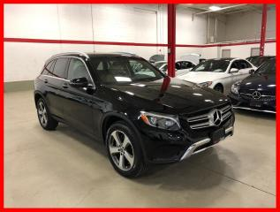 Used 2017 Mercedes-Benz GL-Class GLC300 4MATIC PREMIUM PLUS LED 360 CAM CLEAN CARFAX! for sale in Vaughan, ON