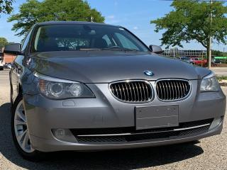 Used 2010 BMW 5 Series 4dr Sdn 535i xDrive AWD for sale in Waterloo, ON
