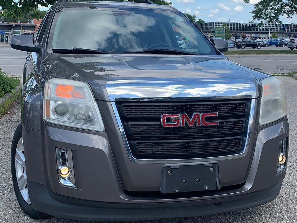 used 2011 gmc terrain awd 4dr slt-1 for sale in waterloo, ontario carpages.ca