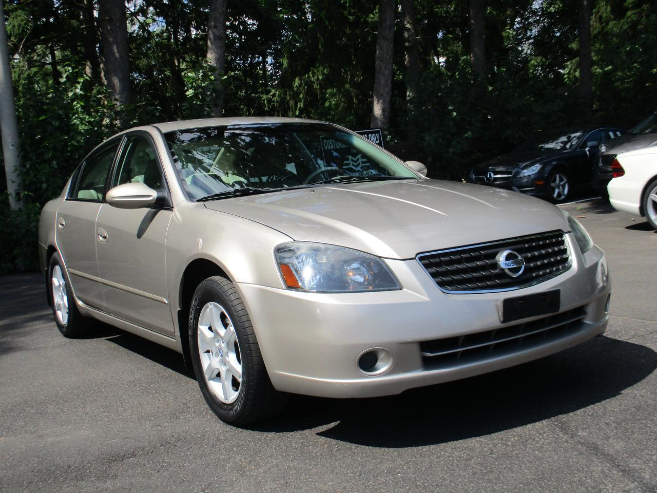 used 2006 nissan altima 2.5 s --------------- trade in special automatic for sale in burlington, ontario carpages.ca