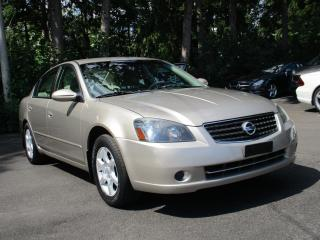 Used 2006 Nissan Altima 2.5 S --------------- Trade in special Automatic for sale in Burlington, ON