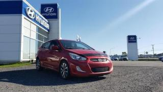 Used 2015 Hyundai Accent 5 portes Hatchback for sale in Matane, QC