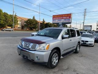 Used 2005 Nissan Armada LE for sale in Toronto, ON