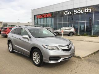 Used 2017 Acura RDX TECH PKG, AWD, LEATHER, NAVIGATION, for sale in Edmonton, AB