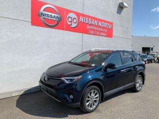 Used 2017 Toyota RAV4 Limited 4dr AWD Sport Utility for sale in Edmonton, AB
