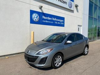 Used 2011 Mazda MAZDA3 GX AUTO SEDAN - PWR OPTIONS GROUP for sale in Edmonton, AB