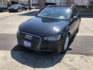 Used 2016 Audi A3 e-tron 4dr HB Prestige- 2 SETS TIRES-NAVI for sale in North York, ON