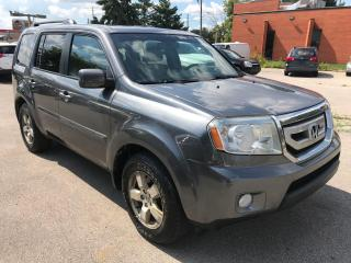 Used 2011 Honda Pilot EXL,ONE OWNER,SAFETY+3YEARS WARRANTY INCLUDED for sale in Toronto, ON