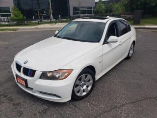 Used 2008 BMW 3 Series 323i, Auto, Only 160000 km, 4 door, 3/Y warranty a for sale in Toronto, ON