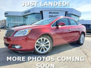 Used 2012 Buick Verano Convenience FWD | Heated Seats | Touchscreen Radio for sale in Winnipeg, MB