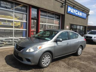 Used 2012 Nissan Versa 1.6 SV for sale in Kitchener, ON
