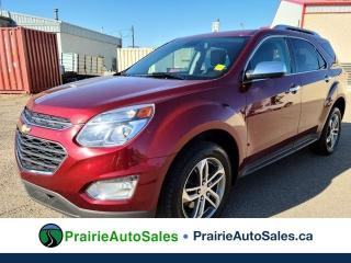 Used 2017 Chevrolet Equinox Premier for sale in Moose Jaw, SK