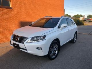 Used 2013 Lexus RX 350 NAVIGATION/ CAMERA/LEATHER /SUNROOF for sale in Oakville, ON