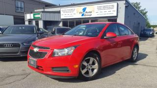 Used 2014 Chevrolet Cruze 2LT Leather/P-Moon/Backup cam for sale in Etobicoke, ON