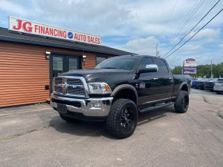 Used 2018 RAM 3500 Laramie 6 Speed Manual for sale in Millbrook, NS