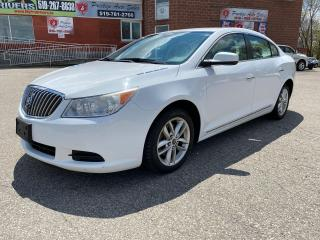 Used 2013 Buick LaCrosse 3.6L/NO ACCIDENT/SAFETY+WARRANTY INCLUDED for sale in Cambridge, ON