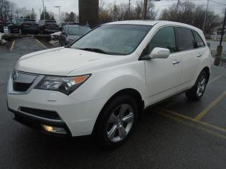 Used 2010 Acura MDX Technology Package  for sale in Ottawa, ON