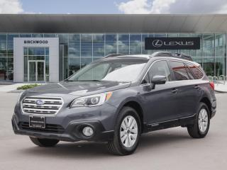 Used 2015 Subaru Outback 2.5i w/Touring & Tech Pkg AWD for sale in Winnipeg, MB