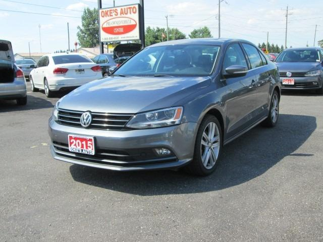 used 2015 volkswagen jetta tdi highline 6a for sale in alvinston, ontario carpages.ca