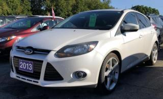 Used 2013 Ford Focus Titanium for sale in Brockville, ON