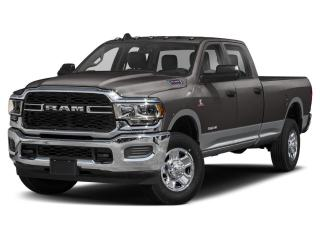 New 2020 RAM 2500 Laramie 4x4 Crew Cab 6'4  Box for sale in Milton, ON