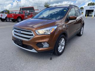 Used 2017 Ford Escape SE - SEAT HEAT, BLUETOOTH, APP for sale in Kingston, ON