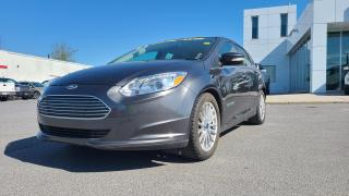 Used 2016 Ford Focus Electric EV - ELECTRIC VEHICLE!  LOW KM!  WARRANTY INCLUDED for sale in Kingston, ON