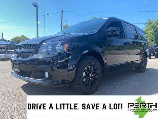 New 2020 Dodge Grand Caravan GT | Leather Trimmed Seats | DVD | Navigation | for sale in Mitchell, ON