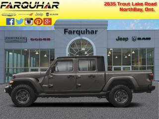 New 2020 Jeep Gladiator Mojave for sale in North Bay, ON