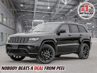 New 2021 Jeep Grand Cherokee Laredo for sale in Mississauga, ON