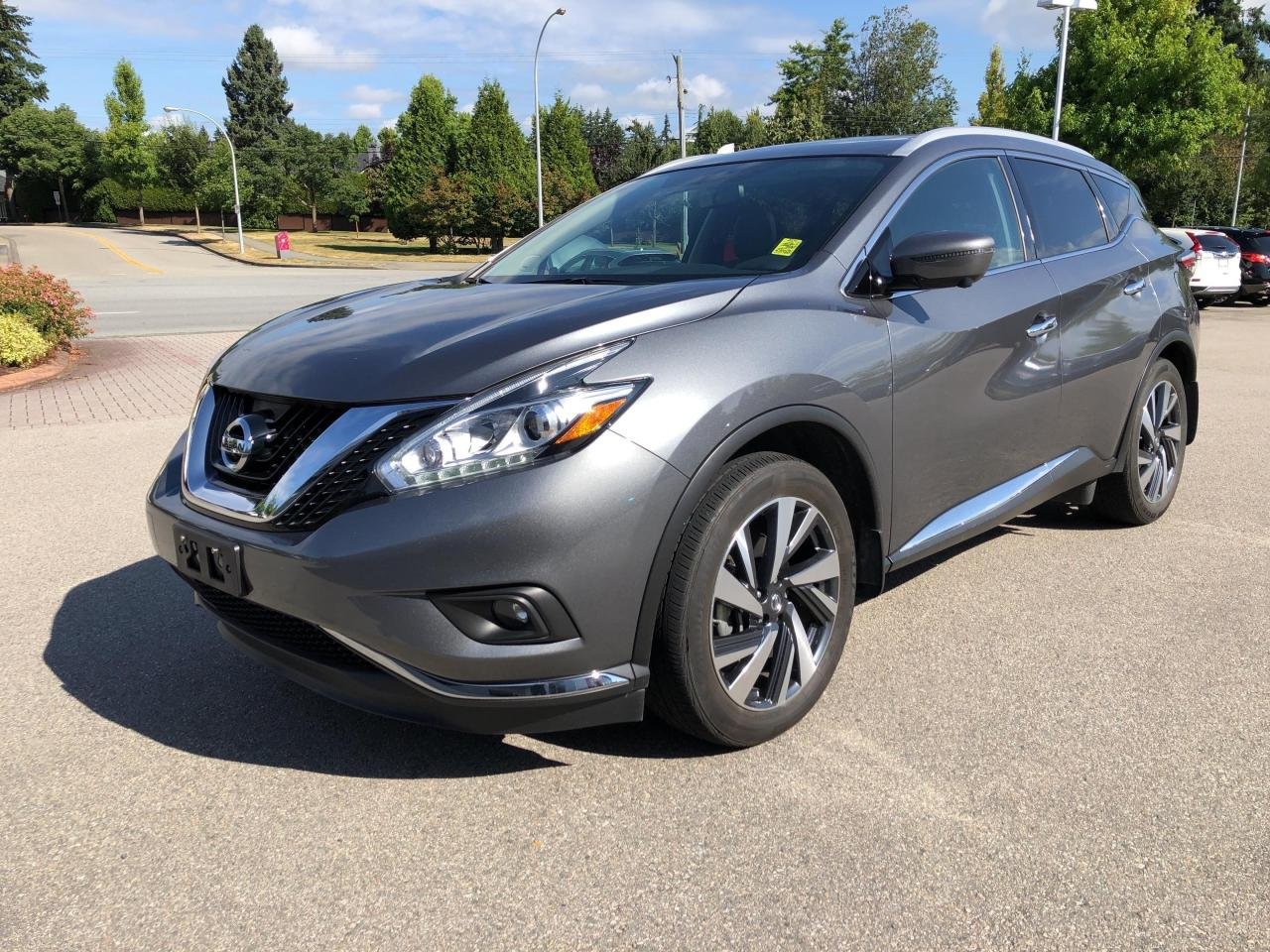 used 2017 nissan murano awd 4dr platinum for sale in surrey, british columbia carpages.ca