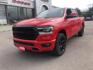 New 2020 RAM 1500 Sport Crew 4x4 V8 for sale in Hamilton, ON