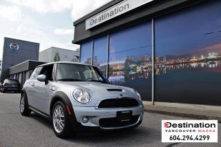 Used 2007 MINI Cooper S - Quick, Zippy Hatch with Low Mileage! for sale in Vancouver, BC