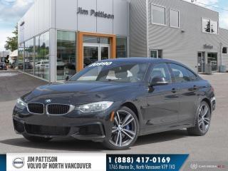 Used 2015 BMW 435i xDrive for sale in North Vancouver, BC